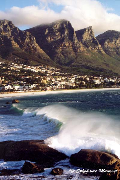 campsbay beach cape town