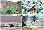 Quelles distances au Costa rica