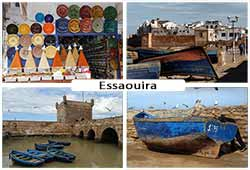 Photos de paysages d'Essaouira