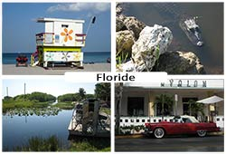 Photos de paysages de Floride