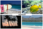 Galerie de photos de paysages hawaiiens