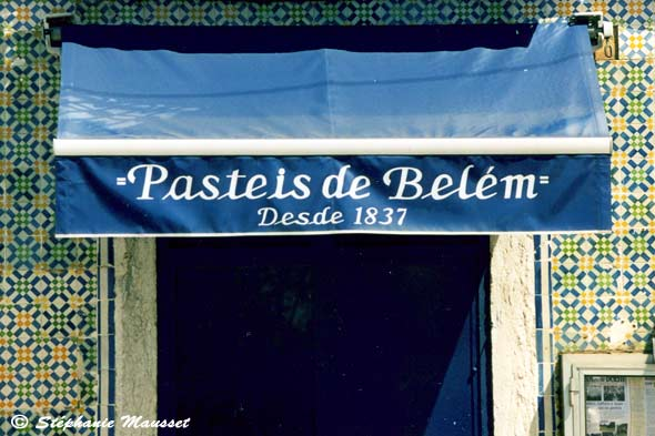 Photo du mois fabrique de pasteis de lisbonne