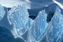 Stries d'iceberg