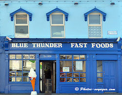 Fast food de Westport