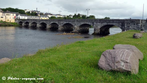 Killorgin en Irlande