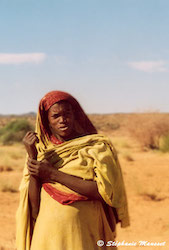 [Mauritania people - girl]
