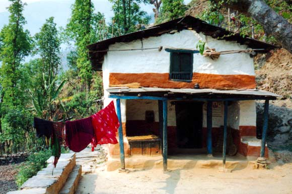 Aringal House Picture Nepal